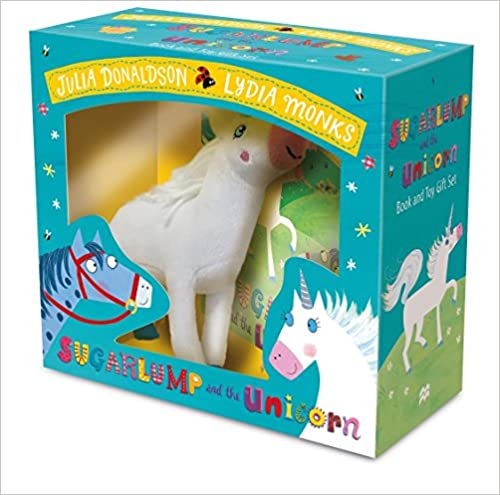Sugarlump and the Unicorn Book and Toy Gift Set - (Box)