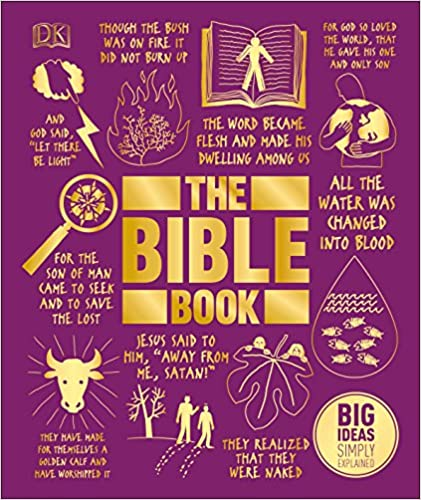 The Bible Book: Big Ideas Simply Explained - (HB)