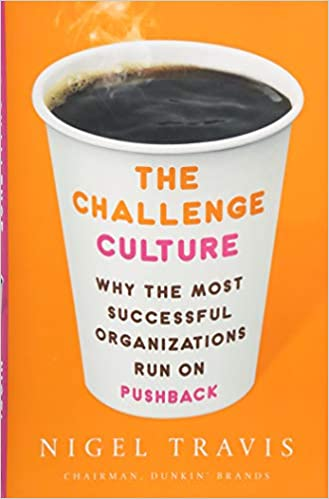 The Challenge Culture - (HB)