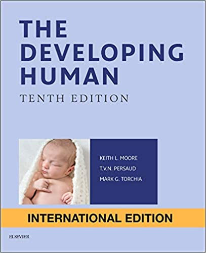 The Developing Human: Clinically Oriented Embryology  -  (PB)