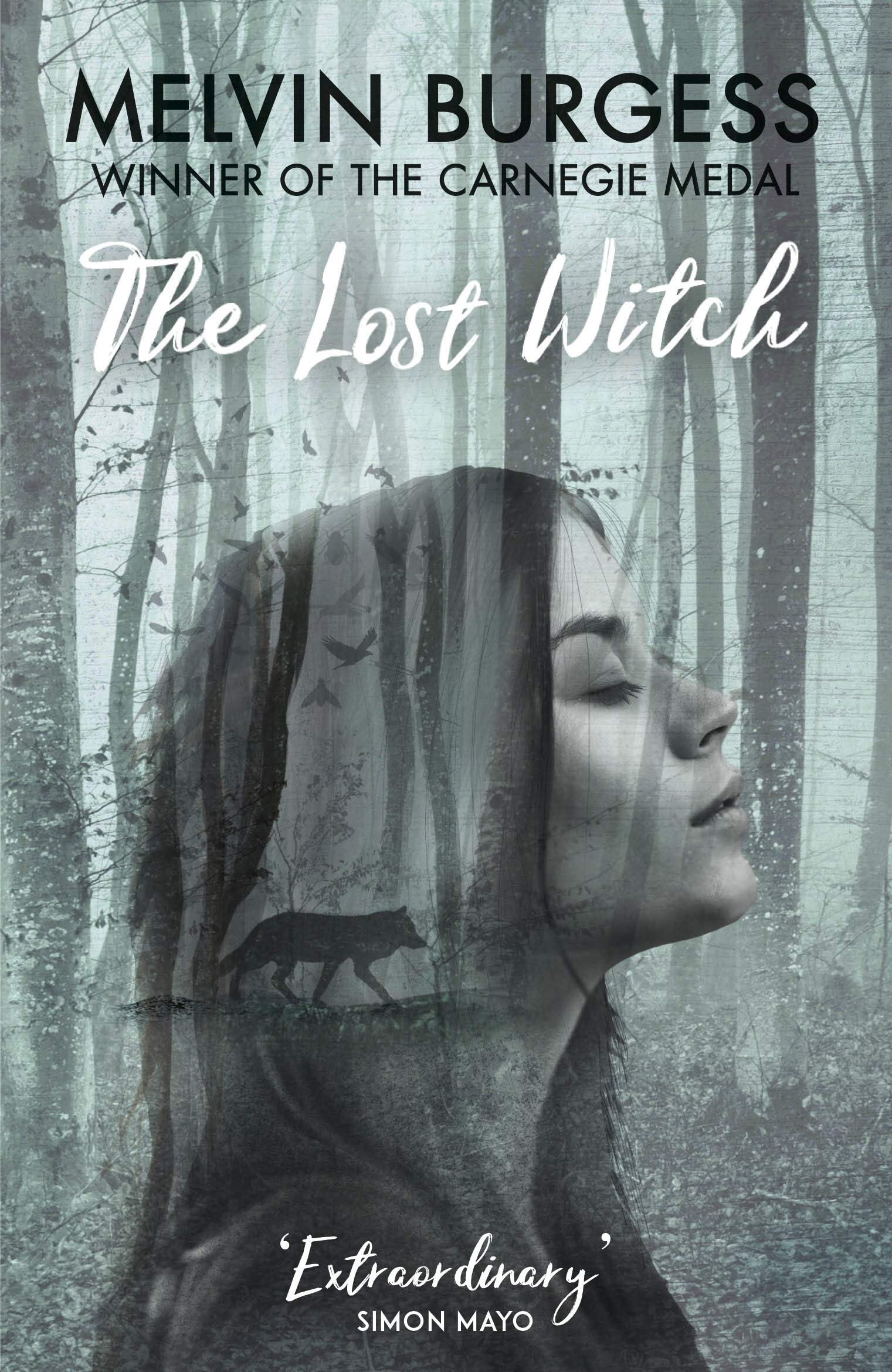 The Lost Witch - (PB)
