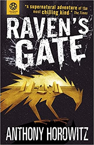 The Power Of Five Book One Ravens Gate  - (PB)