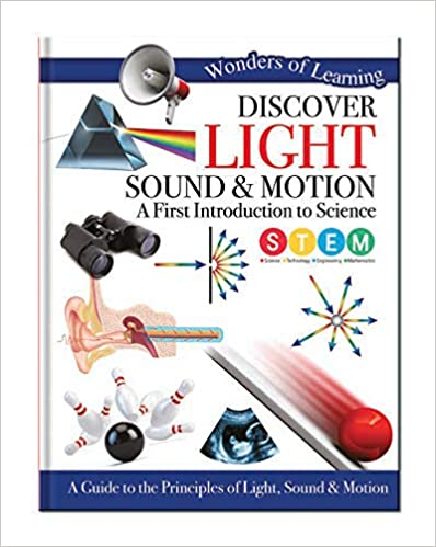 Wonder Of Learning Discover Light - (BOX)