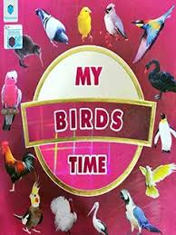 MY TIME SERIES: MY BIRDS TIME