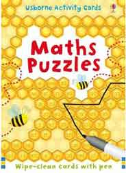 Maths Puzzles Puzzle Cards