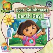 Dora the Explorer: Dora Celebrates Earth Day!: Little Green Nickelodeon