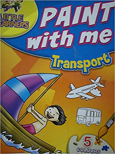 Paint With Me - Transport