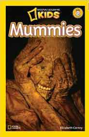 National Geographic Readers Mummies