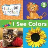 I See Colors Disney Baby Einstein
