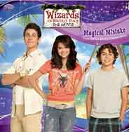 Magical Mistake (Wizards of Waverly Place 8x8)