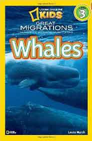 National Geographic Readers Great Migrations Whales -