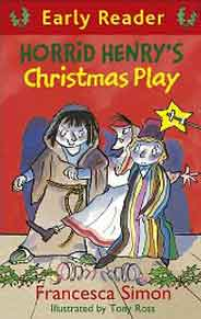 Early Reader Horrid Henrys Christmas Play