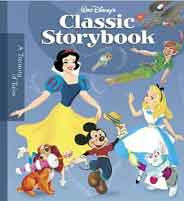 Walt Disney Classic Storybook A Treasury of Tales -