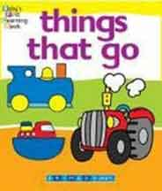 Baby`s First Learning Book: Things That Go -