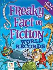 Freaky Facts And Fiction: World Records