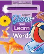 Glow And Learn: Words