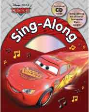 Disney Cars Sing Along Disney Singalong