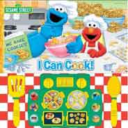 Sesame Street I Can Cook -