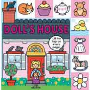 Dolls House LifttheFlap Tab Books Abridged Audiobook Box set Illustrated Board Book