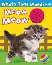 Whats That Sound: Meow Meow -
