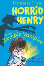 Horrid Henry And The Zombie Vampire      -      (PB)
