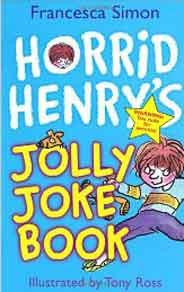Horrid Henrys Jolly Joke Book