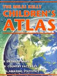 The Miles Kelly Childrens Atlas