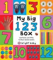 My Big Box: Bright Baby My Big 123 Box