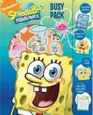 Spongebob Squarepants Busy Pack