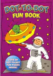 Dot To Dot Fun Book