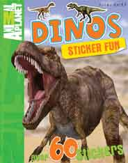 Sticker Fun: Dinosaurs