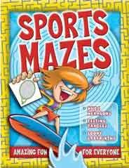 Sports Mazes Activity