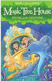 Magic Tree House 9 Diving with Dolphins