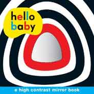 Hello Baby Mirror Board Book -