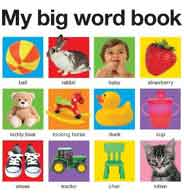 My Big Word Book My Big Board Books