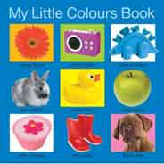 My Little Colours Book