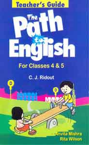 Teachers Guide  The Path to English for classes 4 & 5 -
