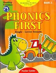 Phonics First: Bk 3