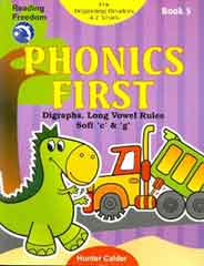 Phonics First Book  5 01 Edition