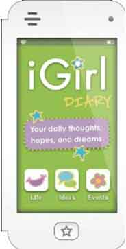iGirl: Diary: Your Daily Thoughts Hopes and Dreams