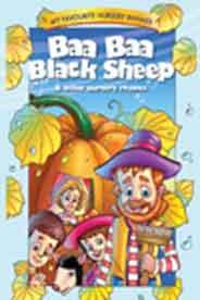 My Favourite Nursery Rhymes Baa Baa Black Sheep and other Nursery Rhymes -