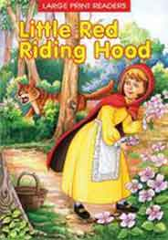Little Red Riding Hood Large Print Readers -