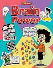 Brain Power     Red -