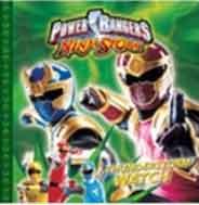 Power Rangers Ninja Storm: Thunderstorm Watch