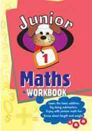 Junior 1: Maths Workbook     Early Learning Skills