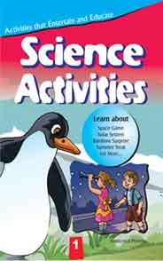 Science Activities Book # 1