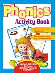 Phonics Activity Book 3