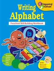 Writing Alphabet     (Stepping Stone Series)      -     (PB)