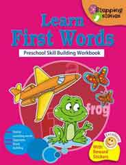 Learn First Words     (Stepping Stone Series)      -     (PB)