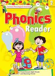 Phonics Reader 2 Increase Phonological Awareness
